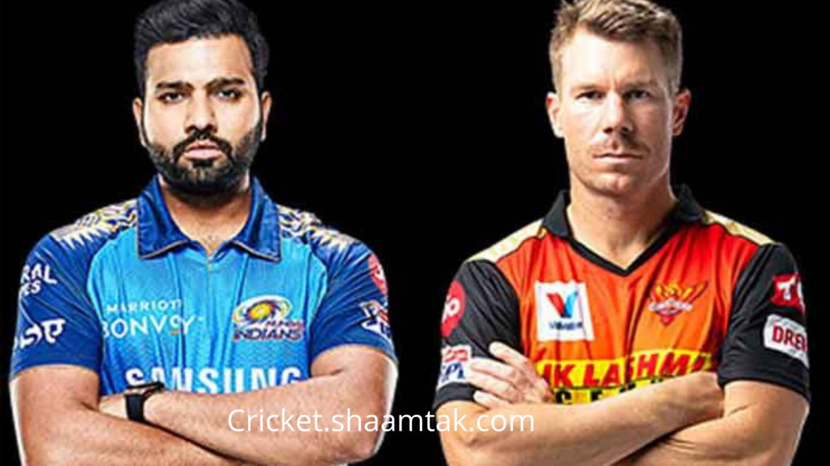 MI VS SRH : YOUR FANTASY TEAM IS HERE