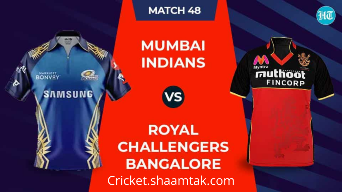 MI VS RCB : MATCH PREVIEW