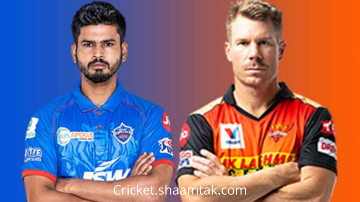 DC VS SRH : MATCH PREVIEW