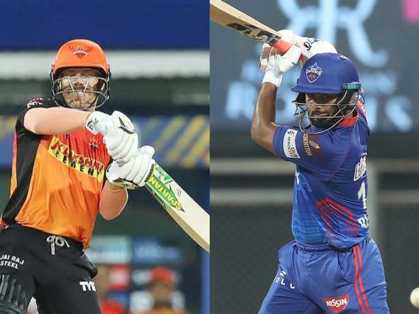 SRH VS DC: A MATCH PREVIEW